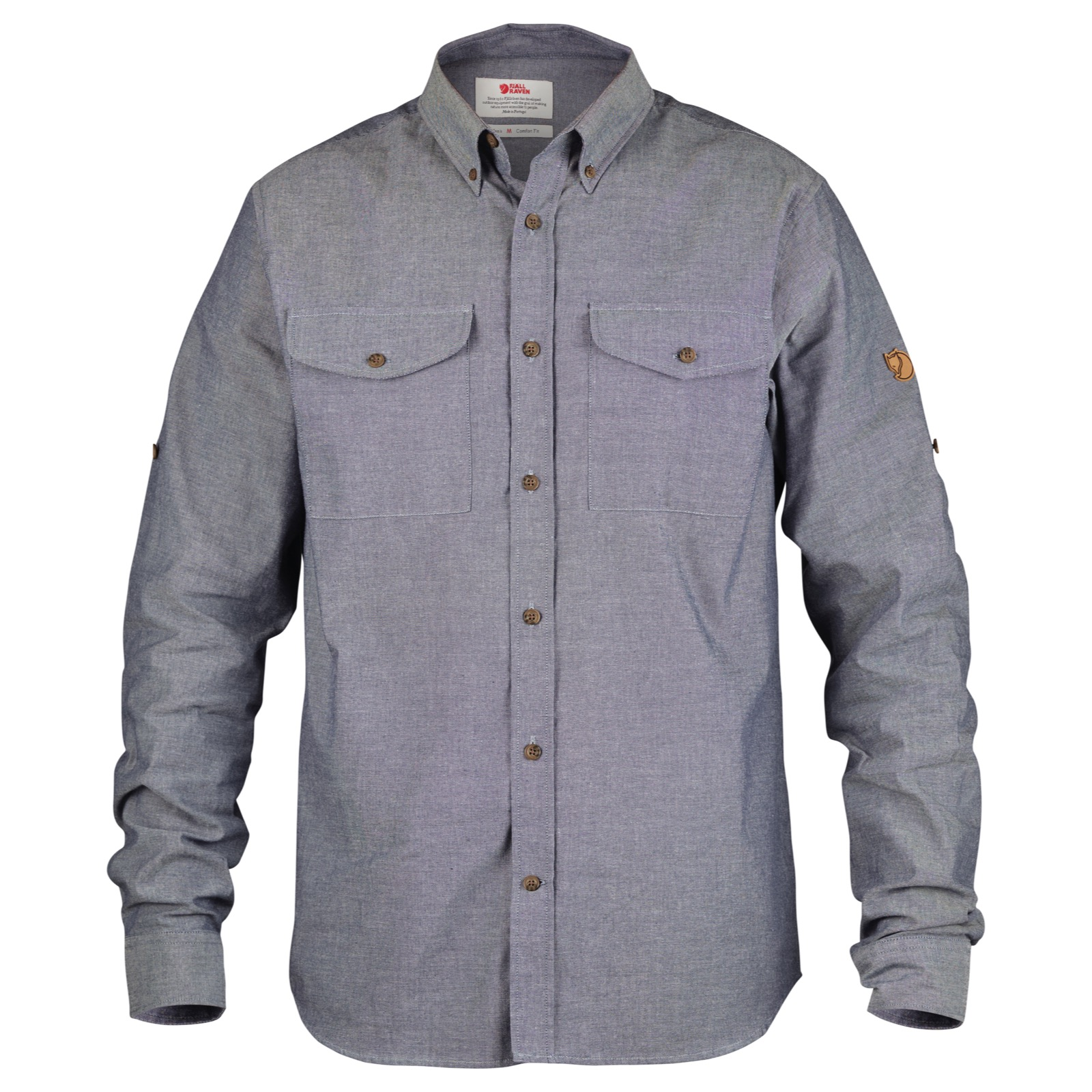 Övik Chambray Shirt