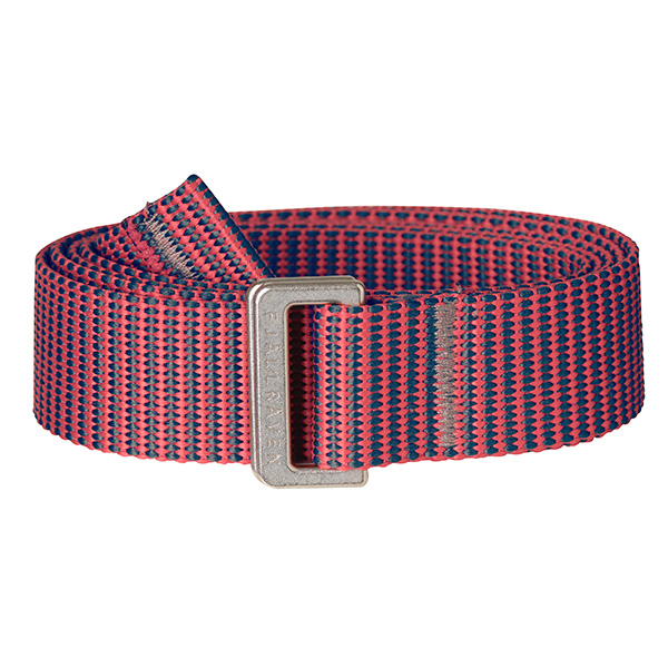 Striped Webbing Belt W