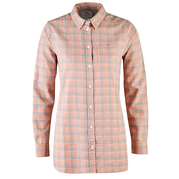 High Coast Flannel Shirt LS W