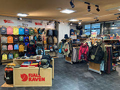 FJALLRAVEN STORE ロッジ大阪